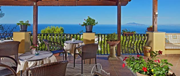 Monte Solaro bed and breakfast Anacapri